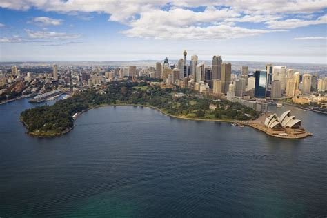 Sydney Royal Botanic Gardens Royal Botanic Garden Sydney Masterplan E Architect