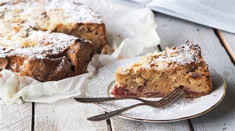 kuchen ikea herbstlicher zwetschken apfel kuchen schwedisch