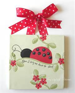 ladybug bedroom ideas 17 best images about art painting on pinterest