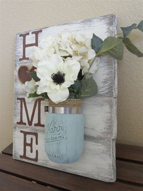 Diy Wood Home Decor 25 Best Ideas About Jar Crafts On Pinterest Jar Diy Jar Bathroom And