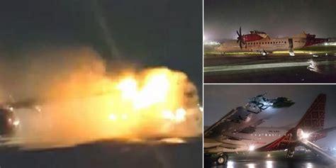 batik air instagram batik air plane s tail ripped off after crash on jakarta