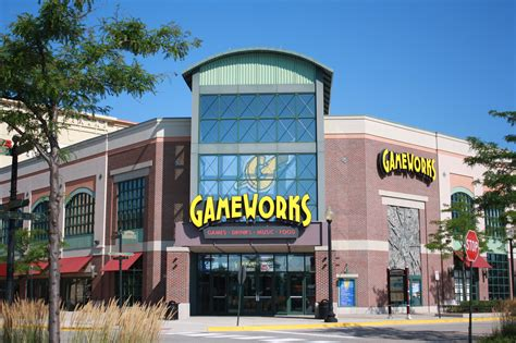 town square new years las vegas gameworks set for grand opening of new flagship concept