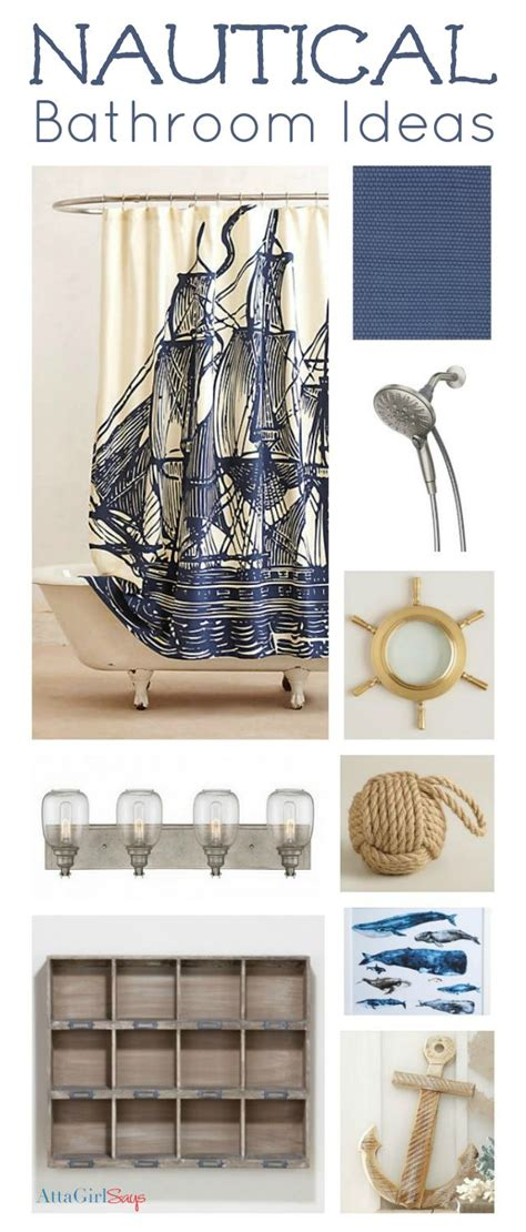 nautical bathroom ideas nautical bathroom ideas