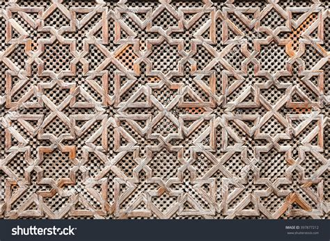 pattern design element fes morocco february 27 2016 pattern stock photo 397877212