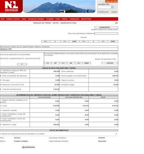 formato pago de refrendo forma de pago refrendo imprimir formato para pago de