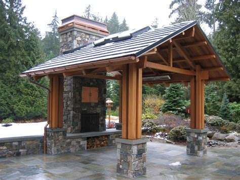 outdoor pavillon bellevue residence outdoor pavilion traditional patio