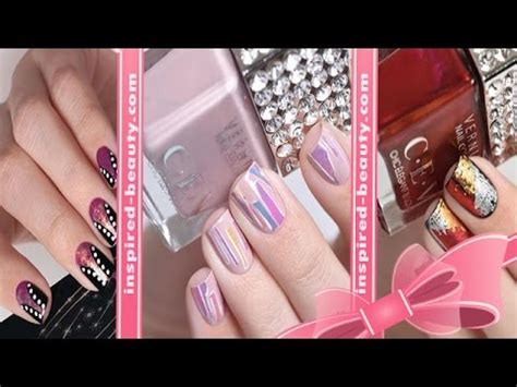 nail art tutorial compilation nail art compilation tutorial 2017 youtube