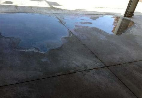 How to Fix Low Spots in Your Garage Floor   All Garage Floors