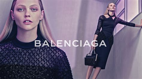 Fab Ad Balenciaga Springsummer 08 by Img Models Pivovarova Balenciaga S S 2015