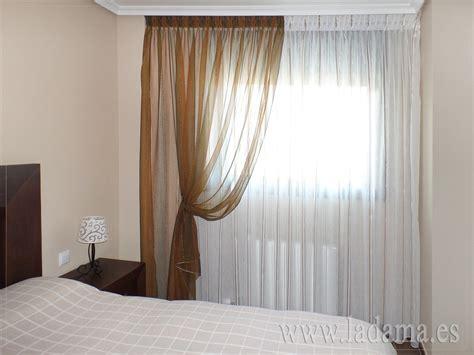 cortinas habitacion cortinas para dormitorios cl 225 sicos en zaragoza la dama