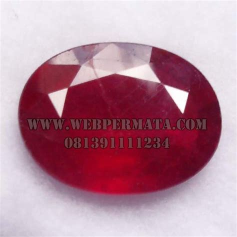 Terima Beligadai Perhiasan Emas Berlian Batu Mulia Harga Tinggi 3 merah batu permata batu permata ruby wp311
