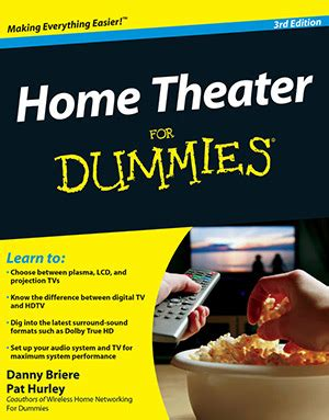 home design for dummies 10 best home theater design books home living