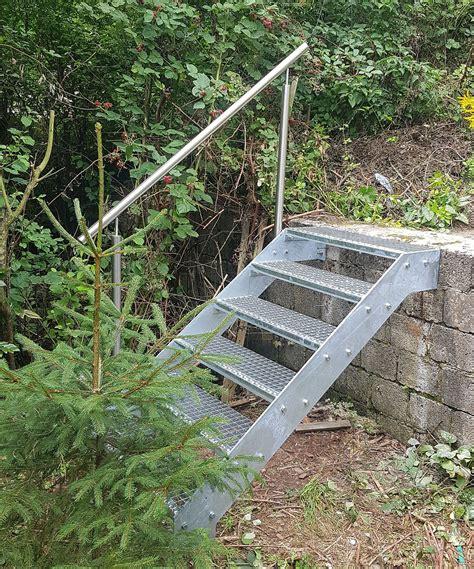 kleine treppe stb haus und garten treppen treppenanlagen treppenstufen