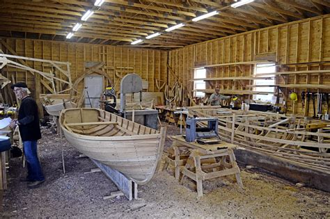 boat building boat building workshops the wooden boat museum of