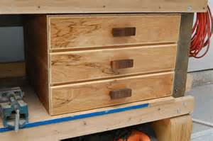 Ideas For Workbench With Drawers Design Workbench Drawer Storage By Wunderaa Lumberjocks Woodworking Community
