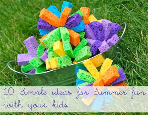 kid craft ideas for summer summer projects for ye craft ideas