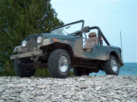 Jeep Wrangler Cj5 1975 Jeep Cj5 Pictures Cargurus