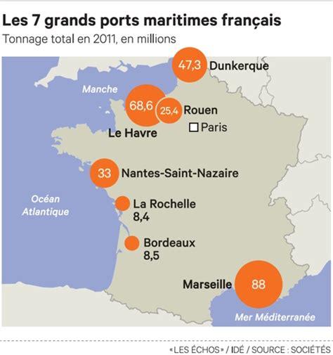 les grands arrts de le gouvernement veut une strat 233 gie portuaire globale