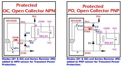Alarm Pnp npn prox switch wiring diagram npn proximity switch wiring