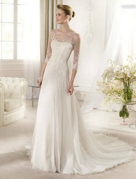 lace sheer wedding gowns sheer lace wedding dress