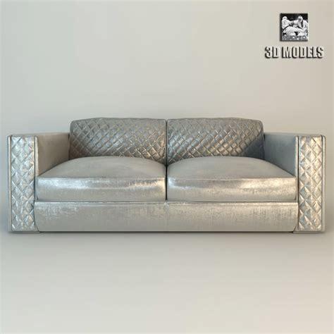 zanaboni divani zanaboni sofa 3d obj