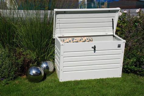 contenitori da giardino baule da esterno contenitore da esterno sicuro ed