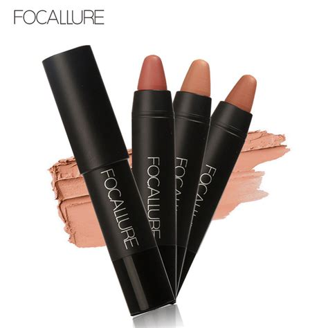 Lipstik Focallure free ongkir focallure lasting matte color pencil