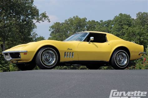 1969 chevrolet corvette 427 l71 big block 69 yenko