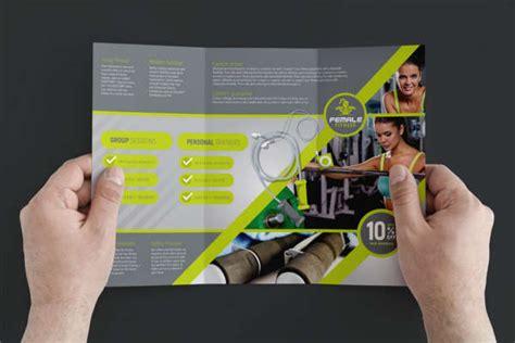 14 yoga brochure templates free pdf design exles