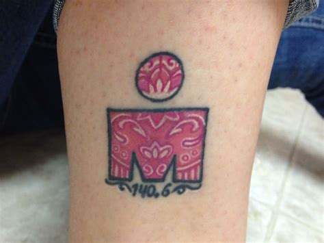 ironman tribal tattoo my m dot ironmanink pinteres