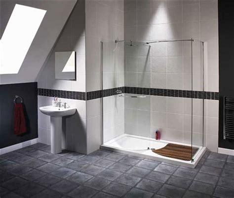 Doorless Shower Ideas Doorless Shower Designs For Small Bathrooms