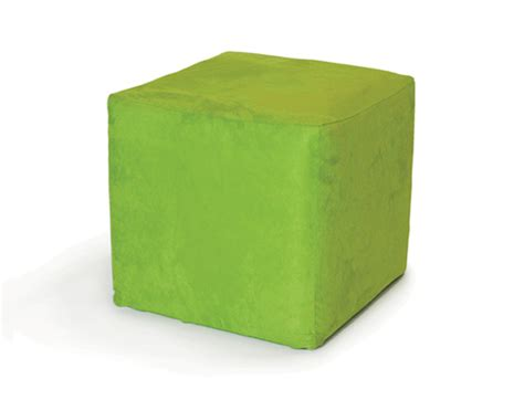 lime green ottoman cube ottoman lime green high style