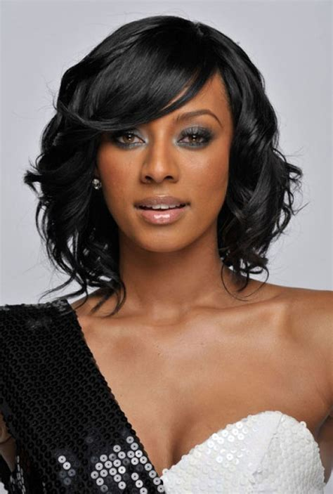 black hair weaves 26 sexy black weave hairstyles creativefan