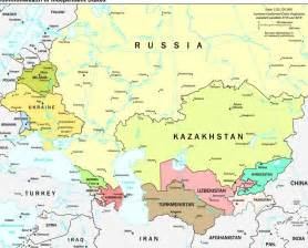 Map Central Asia by Pics Photos Physical Map Of Central Asia