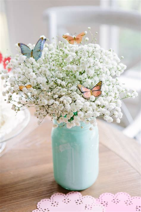 What To Put In A Clear Glass Vase Mason Jar Ideas Using Flowers 12 Gorgeous Diy S