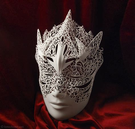 Home Decorative Wallpaper dreamer mask beacon 3d printed by lumecluster on deviantart