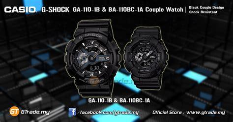 Baby G Casio Ga 110 Kw casio g shock baby g ga 110 1b ba 110bc 1a matt black 11street malaysia casual