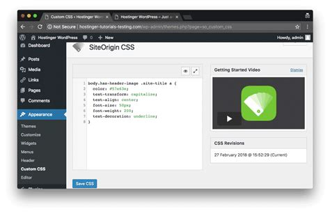 membuat widget wordpress sendiri cara membuat custom css wordpress sendiri