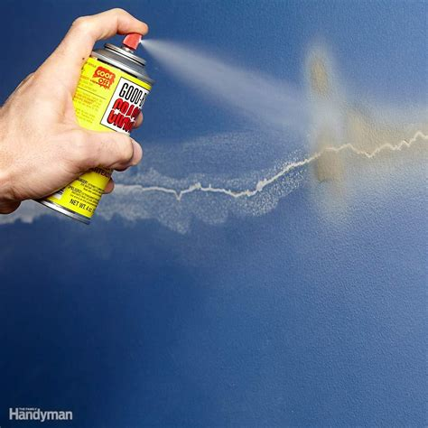 how to repair cracks in ceiling wall ceiling repair simplified 11 clever tricks the