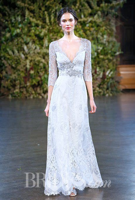 Some Of Our Favorite, Romantic Claire Pettibone Gowns from