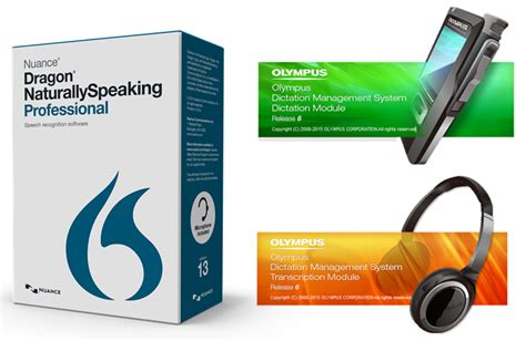 naturally speaking help desk and olympus for background voice recognition