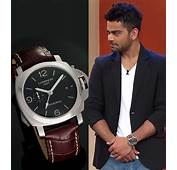 5 Cricketers &amp Their Luxury Watches  GQ India