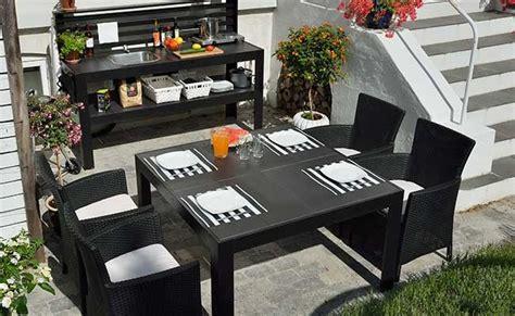 come costruire un tavolo da giardino tavolo da giardino fai da te con cucina tutti i passaggi