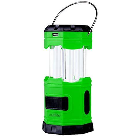 pop up solar lights outlite 180 lumen collapsible led cing lantern solar