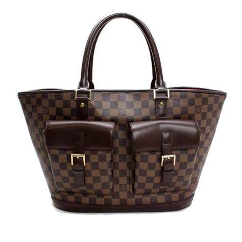 louis vuitton limited edition gm damier monogram