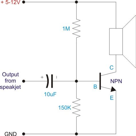 pin three transistor audio lifier electronic circuits and diagram on
