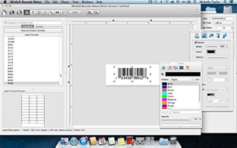 Software Barcode For Mac iwinsoft barcode maker for mac