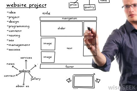 how to create a site plan what is web design with pictures