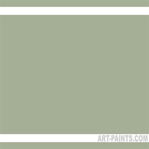 greenish gray color reseda gray green 214 soft landscape 48 pastel paints