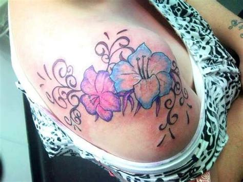 beautiful flower tattoos 83 wonderful flowers shoulder tattoos